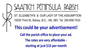 Saanich Peninsula Parish